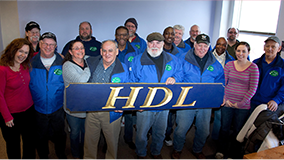 Our team at HDL is here for you with over 70 years of combined experience.