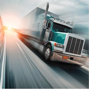 tractor trailer driver